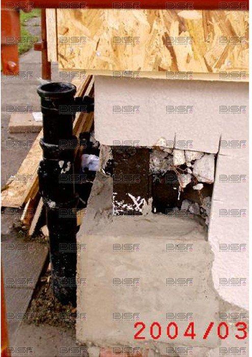 steel frame house repairs