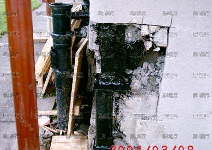 repair service steel framed houses