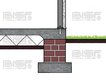 bisf house strip foundation