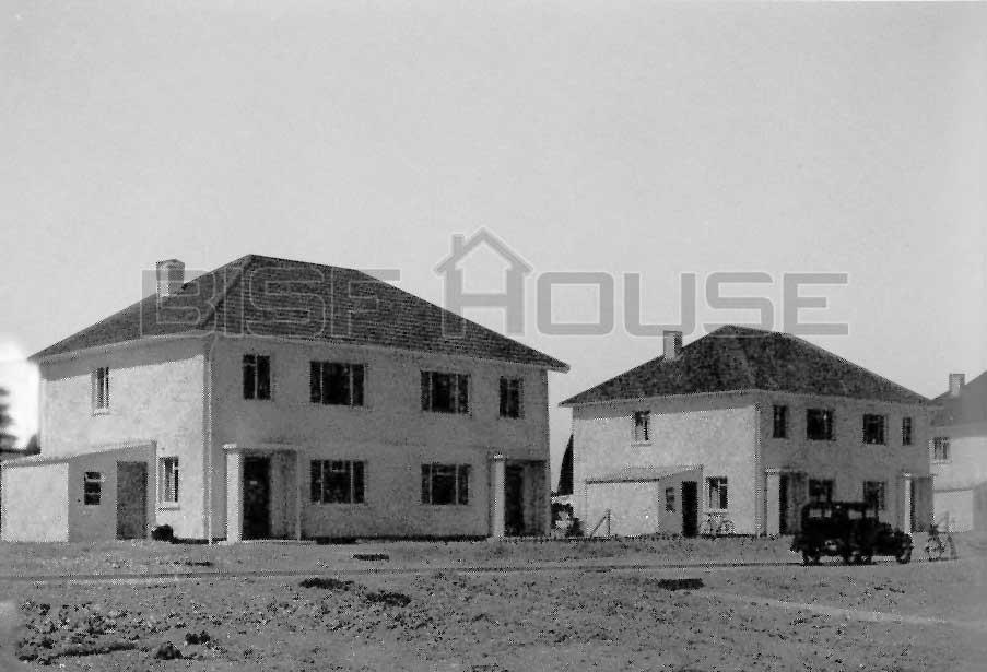 1940's reema hollow panel