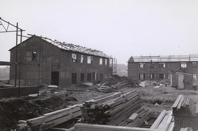 Atholl houses under construction