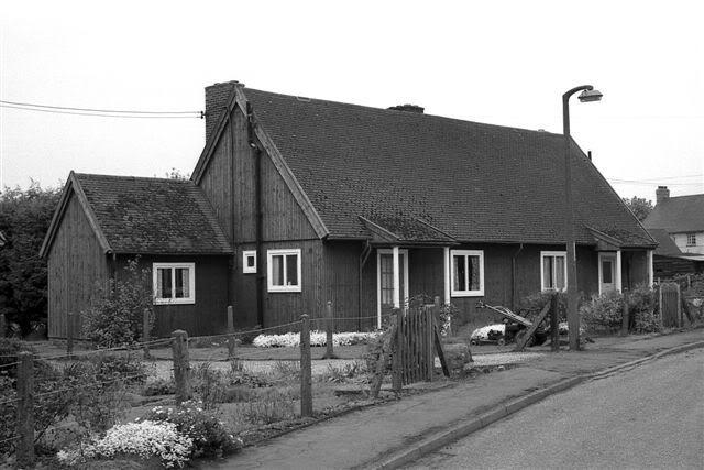 Swedish timber house