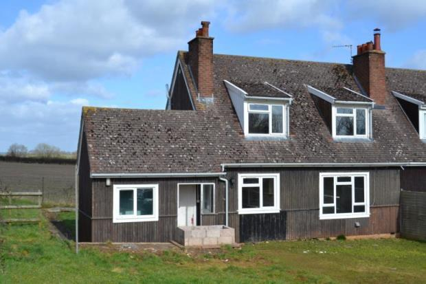swedish timber house Shepton Montague