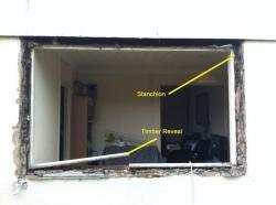 bisf window frame reveal