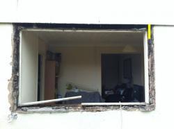 bisf window frame