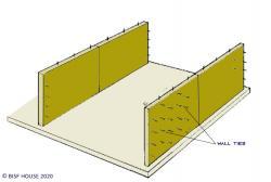 1 bison crosswall units 1111